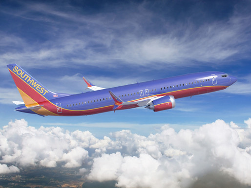 Southwest Airlines Launches Service to Hawaii From Las Vegas, Los Angeles and Phoenix