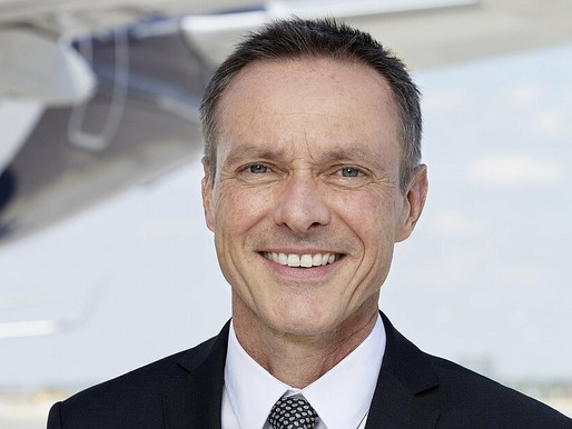 Air Dolomiti Appoints Steffen Harbarth as New Chief Executive Officer
