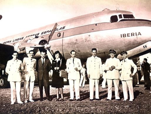 Iberia Celebrates 75 Years of Service Between Europe and Latin America