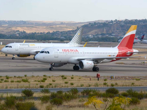 Iberia and Vueling Partner With GSMA and Mobile World Congress 2021 in Barcelona