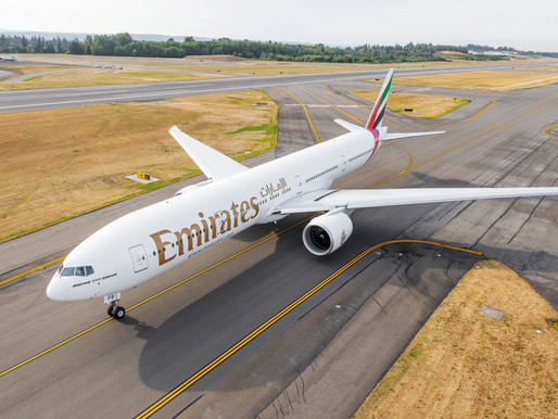 Emirates to Resume Flights to Entebbe and Muscat, Expanding Global Network to 94 Destinations