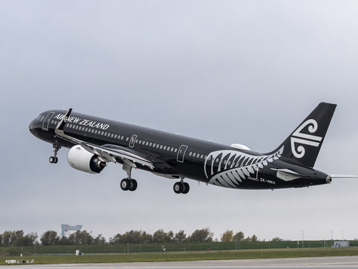 Air New Zealand Reports Half Year Interim Profit of $198M, Maintains Dividend
