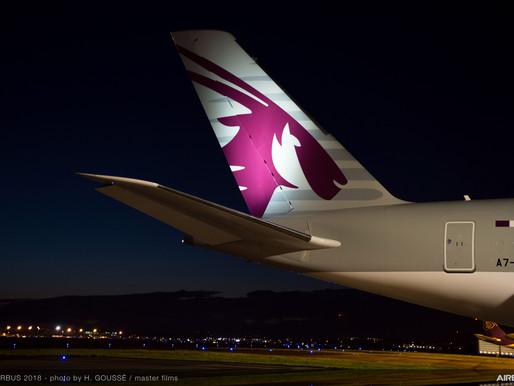 Qatar Airways Reports 2020/21 Annual Net Loss of $4.1 Billion
