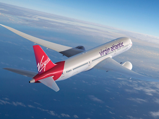 Virgin Atlantic Completes Financing Transactions for Two Boeing 787 Dreamliners