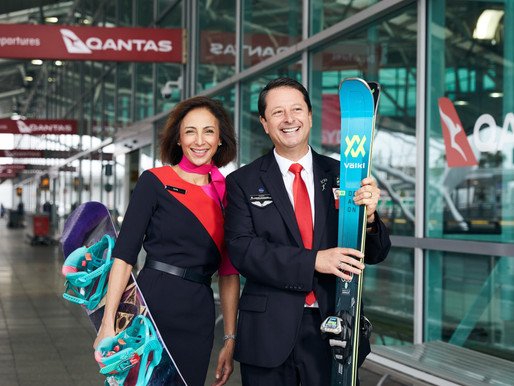 Qantas Frequent Flyers Can Now Use Points for Lift Passes Across Five New Zealand Ski Slopes