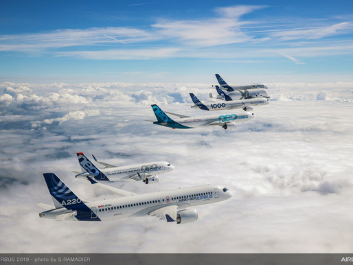 Airbus Announces 15,000 Redundancies as the Aerospace Giant Adapts to COVID-19 Environment