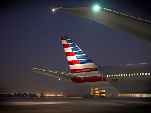American Airlines Reduces International Capacity by 75 Percent Through May 6, 2020