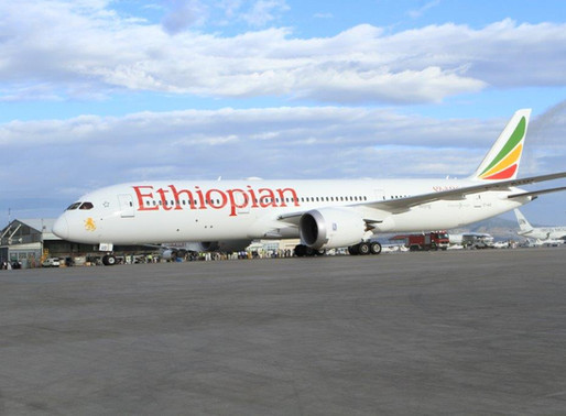 Ethiopian Airlines Announces New Service to Houston; Norwegian Adds Austin-Paris for Summer 2020