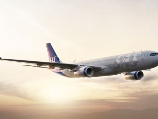 SAS to Start Direct Flights Between Oslo and New York From July 3, 2021