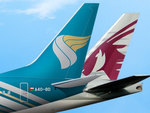 Oman Air and Qatar Airways Expand Codeshare Partnership