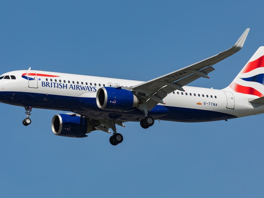 British Airways Adds Over 93,000 Seats to Sunny Destinations as Britons Rush to Get Away on Holidays