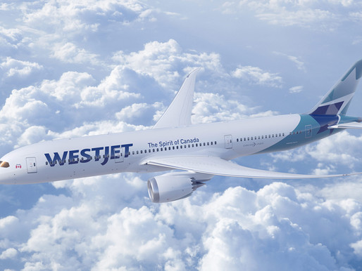 WestJet Updates Winter Schedule With up to 55 Daily Flights to the U.S., Caribbean and Mexico