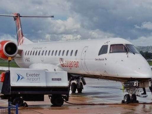 Loganair to Launch New Service Between Edinburgh and Cardiff From August 2, 2021