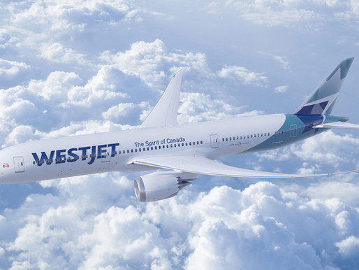 WestJet Extends and Enhances Their Global COVID-19 Coverage to Include U.S. Destinations