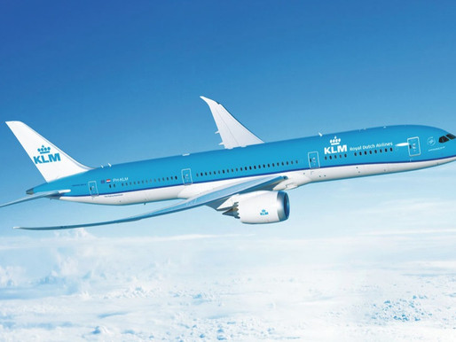 KLM Restores North American Network to Near Pre-Pandemic Levels