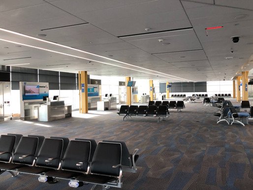American Airlines Moves into New Regional Concourse at Reagan Washington National Airport