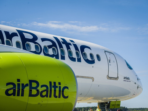 airBaltic Reports First Half 2021 Net Loss of €61.5 Million on Revenue of €50 Million