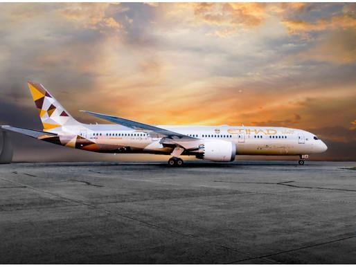 Etihad Airways to Launch Seasonal Summer Service to Malaga, Spain