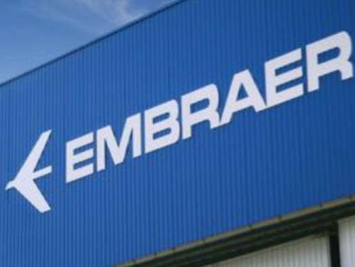 Embraer Reports First Quarter Net Loss of $90 Million on 27 Percent Revenue Increase to $807 M