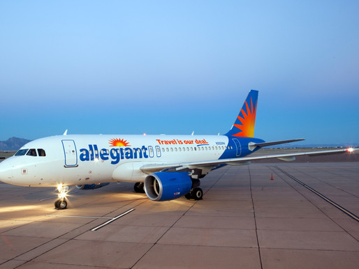 Air Lease Corporation Places Ten Airbus A320s With Allegiant