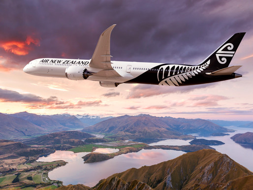 Air New Zealand Launches Inaugural Service From Auckland to Seoul-Incheon