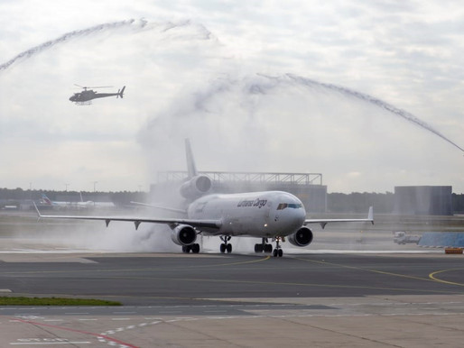 Lufthansa Cargo's Last MD-11F Leaves Fleet After Over 23 Years of Service
