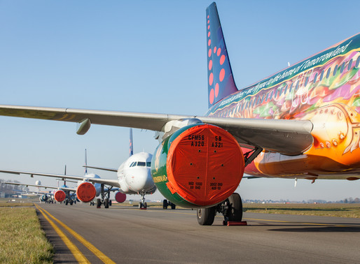 Inside the Complex and Laborious Process of Hibernating an Aircraft With Brussels Airlines