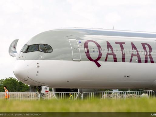 Qatar Airways Resumes Three Weekly Flights to Helsinki From July 29, 2020