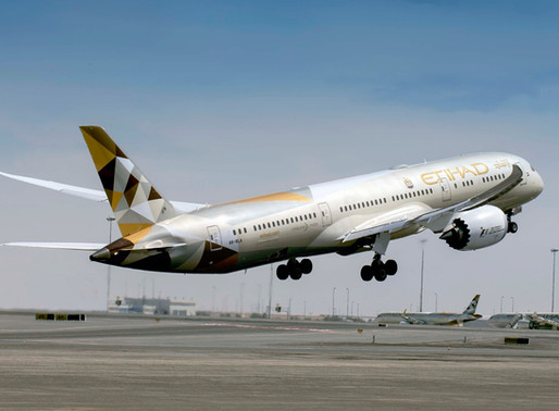 Etihad Airways Signs Boeing 787 Supply Chain Services Agreements; DHL Adds Four 767-300 Freighters