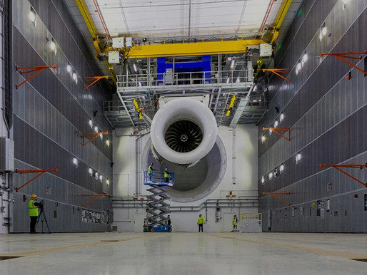 Rolls-Royce Runs First Engine on the Largest and Smartest Aerospace Testbed in the World