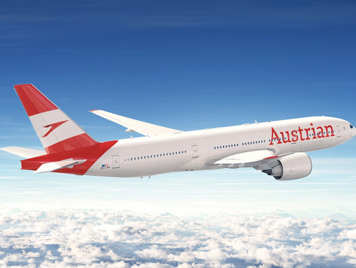 Austrian Airlines Expands Summer 2020 Schedule With the Addition of 15 Destinations