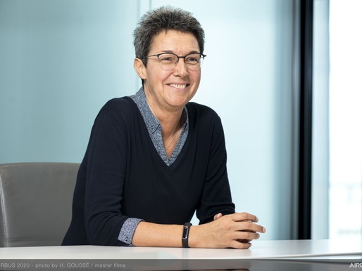 Airbus Appoints Catherine Jestin as EVP Digital and Information Management