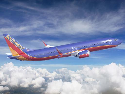 Southwest Airlines Reports Second Quarter Net Loss of $206 Million on Revenue of $4.0 Billion