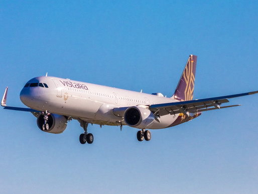 Vistara Launches Yoga Inspired Safety Video Filmed Outdoors Across Incredible India