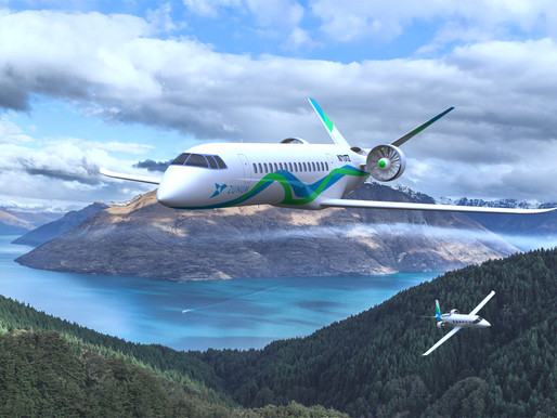 Inside the Race for Electric & Hybrid-Electric Passenger Aircraft