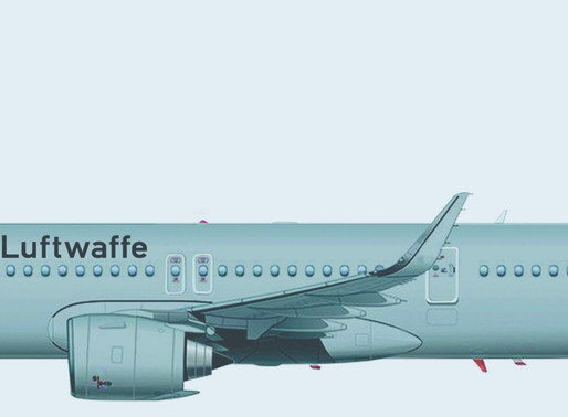 Lufthansa Technik Orders Two Airbus A321LRs for Operation by the German Air Force