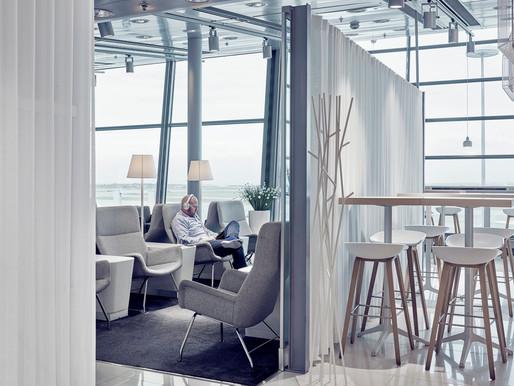 Finnair Announces Reopening of Helsinki Schengen Lounge, Launches Passenger 'Clean Kit'