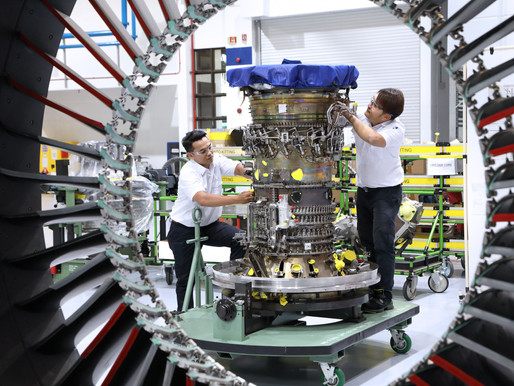 Pratt & Whitney Adds Second GTF MRO Shop in China With MTU Maintenance Zhuhai Co. Limited