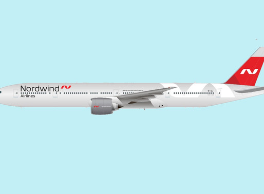 Nordwind to Launch New Flights to Khabarovsk From Moscow-Sheremetyevo and St. Petersburg