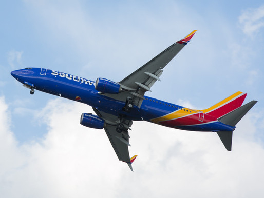Southwest Airlines Reports Fourth Quarter Net loss of $908 Million, FY 2020 Net Loss of $3.1 Billion