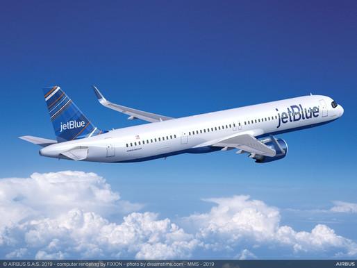 JetBlue Raises the Bar on Transatlantic Coach Travel