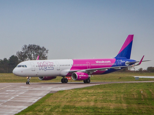 Wizz Air Announces Major Expansion With New Bases in Albania, Italy, Cyprus and Ukraine