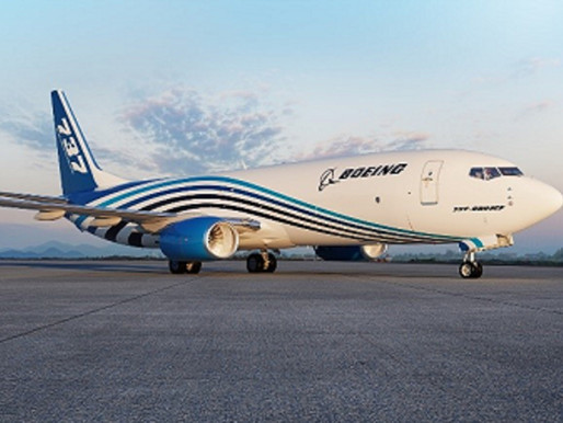Boeing Expands 737-800BCF Production Capacity to Meet Strong Customer Demand