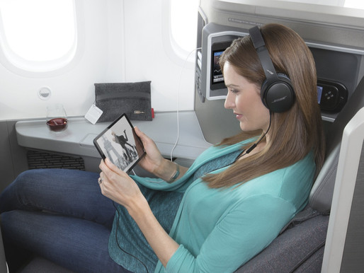American Airlines Expands Inflight Entertainment With Free Access to Rosetta Stone and Skillshare