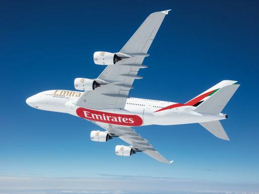 Emirates Ramps up Summer Schedule to Meet Increasing Leisure Demand