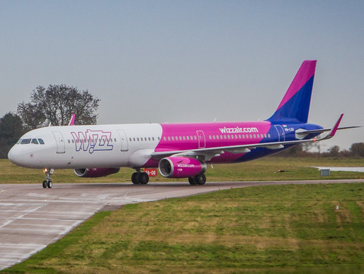 Wizz Air UK to Launch Six New Routes for Spring 2021