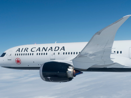 Air Canada Debuts Stunning New 'Ode to Canada' Onboard Preflight Safety Video
