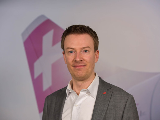 SWISS Names Benedikt Escher Head of Network Management