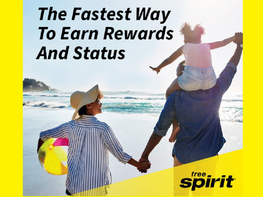 Spirit Airlines Unveils Revamped Free Spirit® Loyalty Program With Fastest Way to Earn Rewards