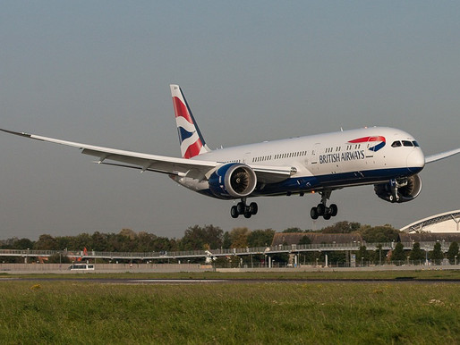 British Airways Reveals November Schedule With 52 Long Haul Routes and Expanded Short Haul Network